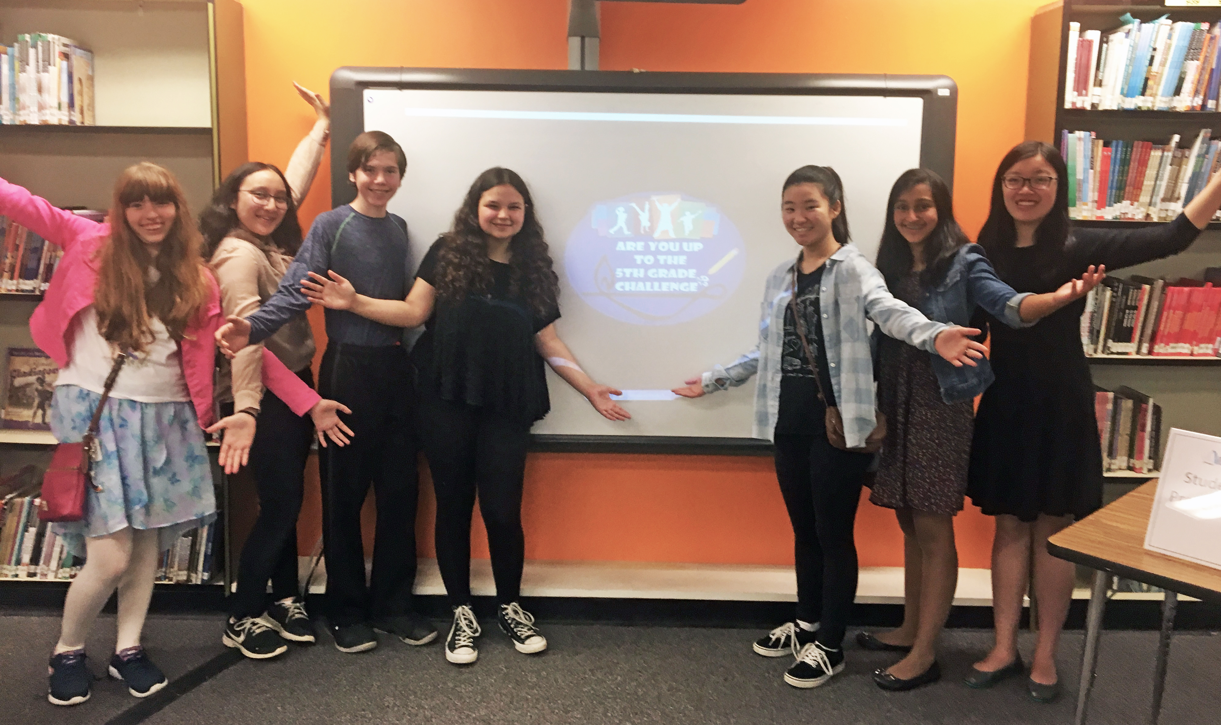 Argyle students celebrate capstone reports