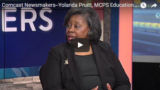 Yolanda Pruitt on Comcast Newsmakers