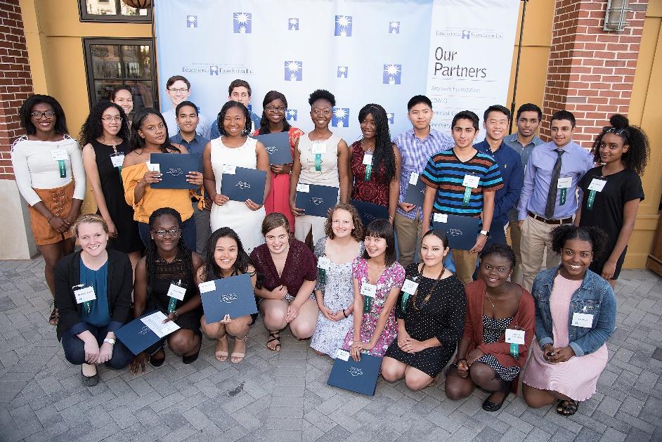 Scholars 2017 Group Photo