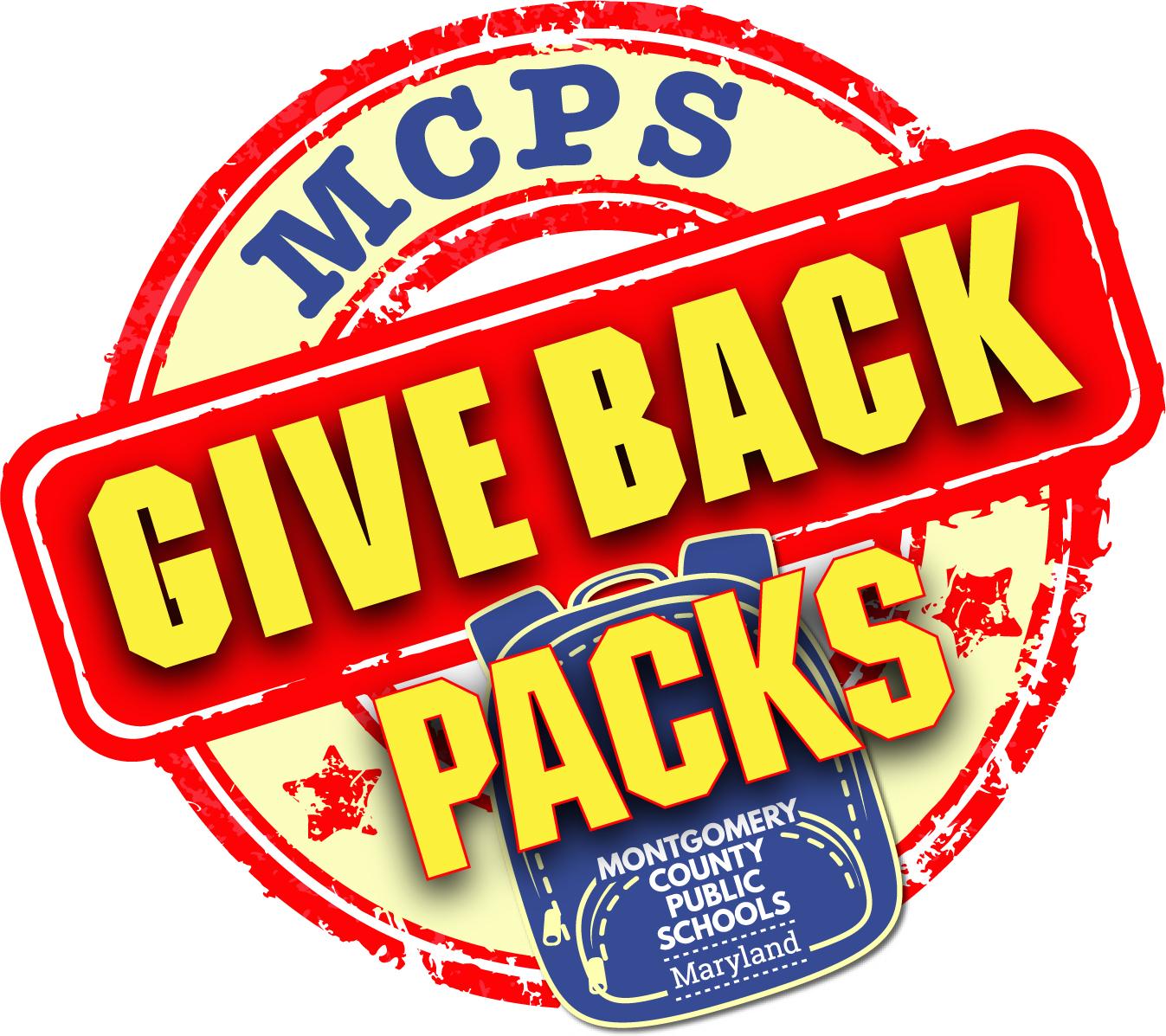 Give Backpacks Logo 2021