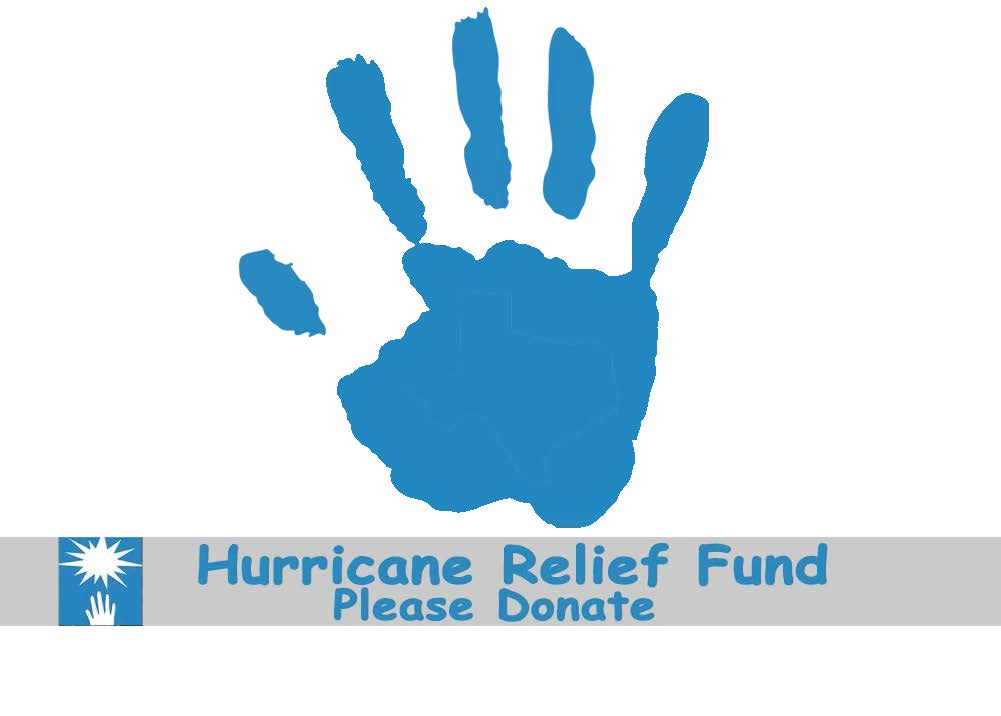 Hurricane Relief Logo